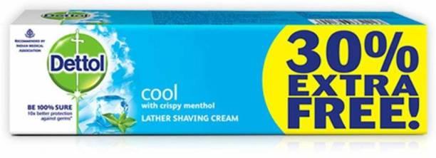 Dettol cool shaving cream 78g