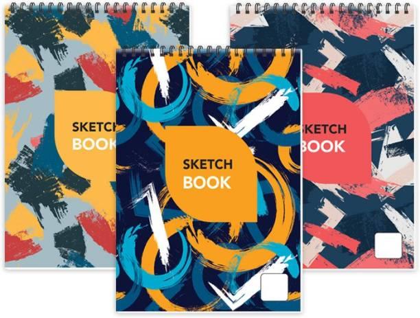 sundaram Sketch Drawing Book - 29.5 x 21 cm Sketch Pad