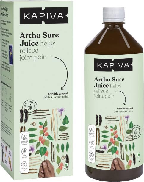 Kapiva Artho Sure Juice | Joint Pain Relief | Ashwagandha, Rasna, Kutki, Guduchi and other herbs
