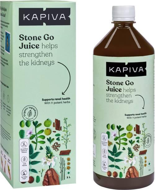 Kapiva Stone Go Juice | Cleanses Kidney and Urinary Bladder