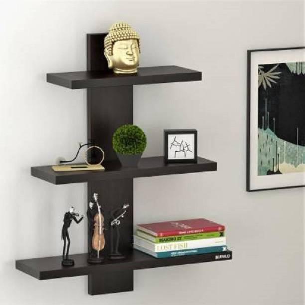 A One Shoppe Engineered Wood Open Book Shelf