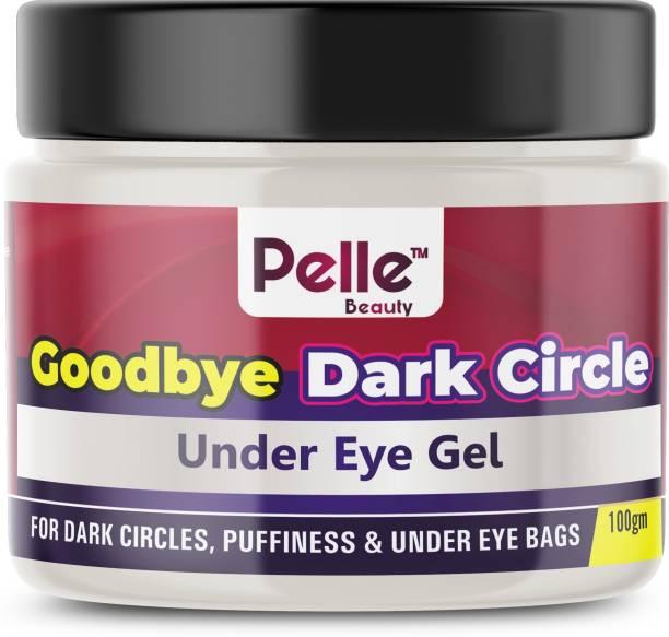 Pelle Beauty Under Eye Gel__ For dark Circle Treatment __ For Men and Women _100gm