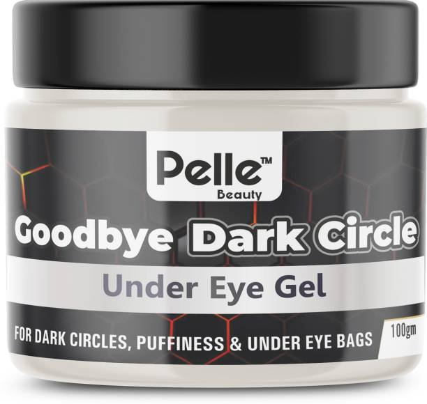 Pelle Beauty Under Eye Gel__ For dark Circle Treatment _puffiness __ Under Eye Bags_ For Men and Women _100gm