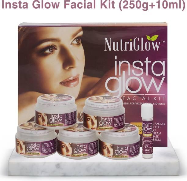 NutriGlow Insta Glow Facial Kit 250 g
