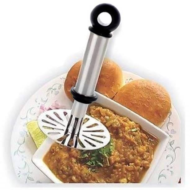 Flipkart SmartBuy Stainless Steel High Quality Potato, Vegetable, Pavbhaji Steel Masher