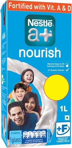 Nestle a+ Nourish