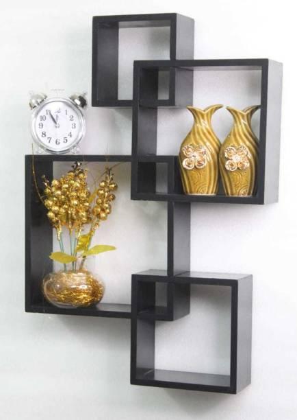 Raj Handicrafts Engineered Wood Display Unit