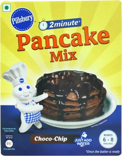 Pillsbury Choco Chip Pancake Mix 165 g