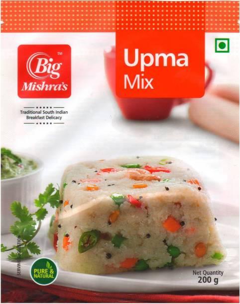 Big Mishra's Upma Mix 200 g