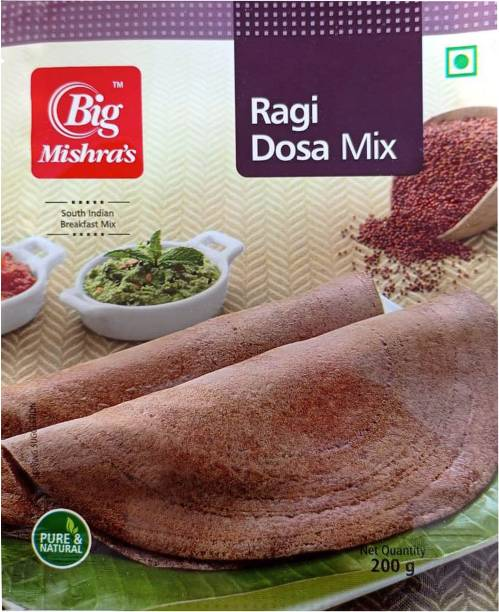 Big Mishra's Ragi Dosa Mix 200 g