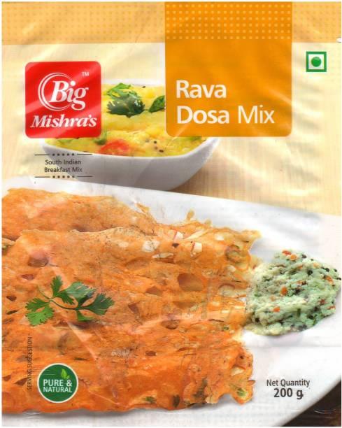 Big Mishra's Rava Dosa Mix 200 g
