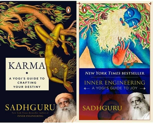 Karma, Inner Engineeringg (English,Paperback, SADHGURU)