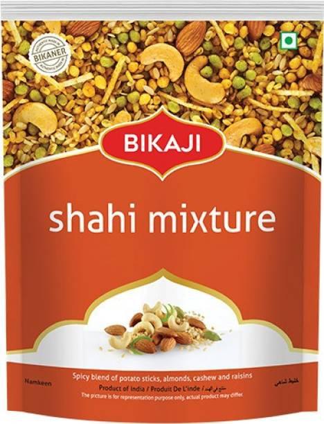 Bikaji Shahi Mixture with enticing mix of dry fruits and pulses (350 Gm)