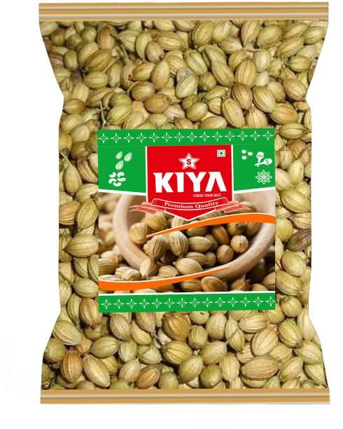 KIYA Pure and Natural Coriander Seeds / Whole Dhaniya Seeds 100g