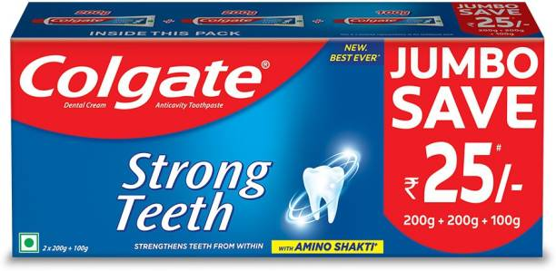 Colgate Strong Teeth Anticavity Toothpaste