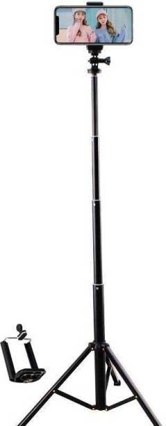mafya Hot Sale Heavy Duty Metal 2.1m Light wight Stand Max 210cm Tripod for Photo Studio Softbox Video Flash Reflector Lighting Background Stand Monopod Kit, Tripod Kit, Tripod Ball Head