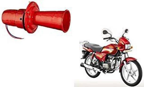 JAQUMA Horn For Hero, Yamaha, Royal Enfield, Mahindra, Universal For Bike Universal For Bike, Splendor