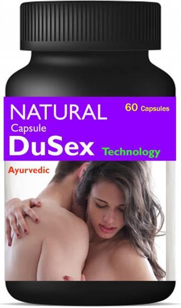 Natural Dusex Ayurvedic long stamina Power booster Capsule