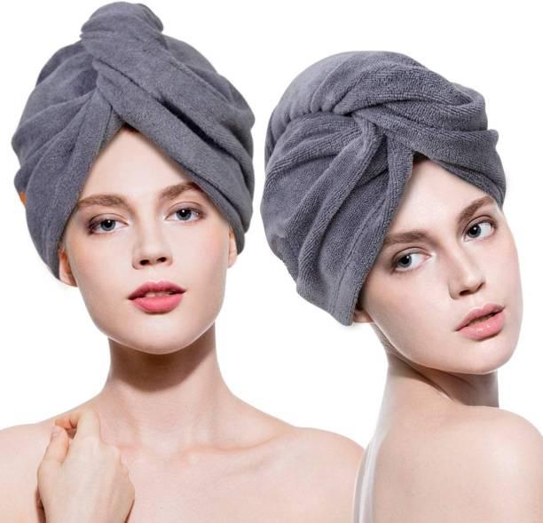 Furkin Cotton 450 GSM Hair Towel Set