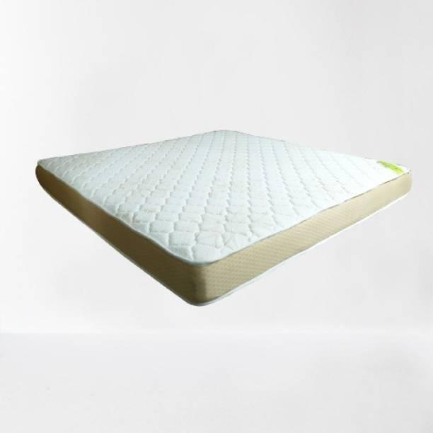 SLEEPFRESH Memocure 6 inch Single Bonded Foam Mattress