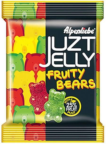 Alpenliebe Juzt Fruity Bears Fruits Jelly Candy