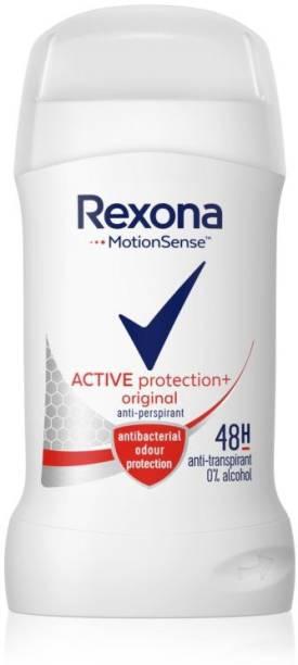 Rexona ACTIVE PROTECTION ORIGINAL ANTI-PERSPIRANT DEODORANT STICK Deodorant Stick  -  For Men & Women