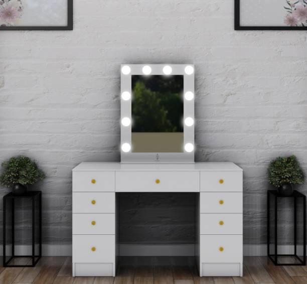 OMARRA Solid Wood Dressing Table