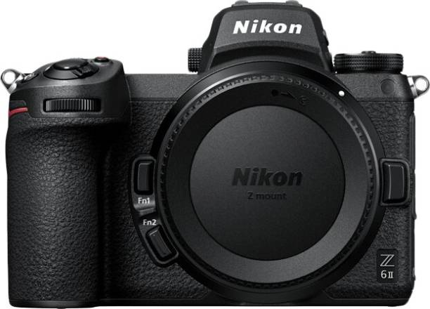 NIKON Z6 II Body DSLR Camera with 64GB UHS-II High Speed SD Card