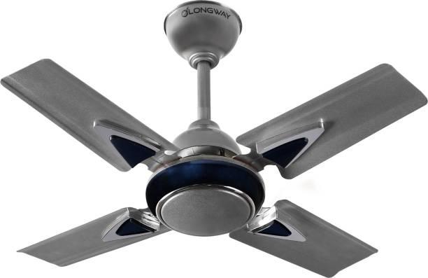 Longway Starlite-1 P1 600 mm Ultra High Speed 4 Blade Ceiling Fan