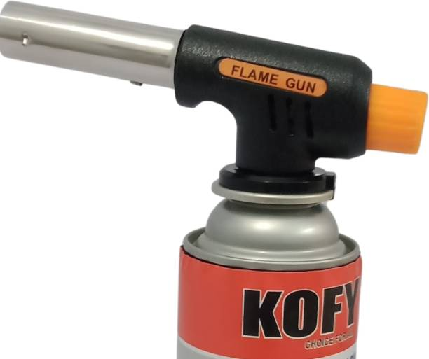 Kofy Auto Blow Torch with Can 500ML Flambe Torch & Mould Set
