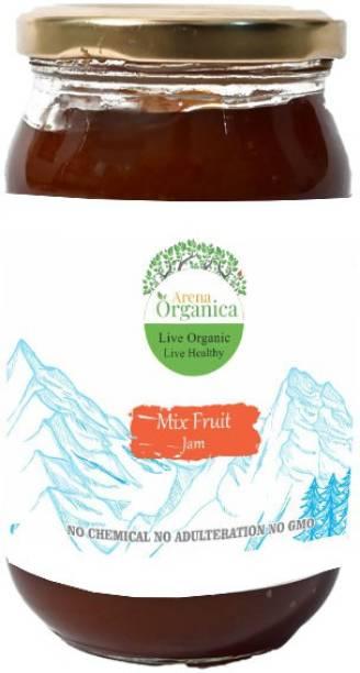 Arena Organica Mix Fruit Jam 500 g