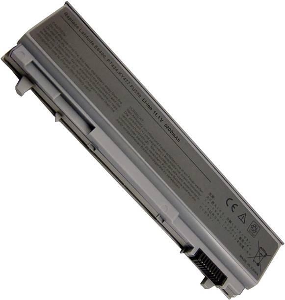 WISTAR Laptop Battery for Dell Latitude E6400 E6410 E6500 E6510 Precision M2400 M4400 M4500 Notebook, PN 312-0748 312-0749 312-0753 FU441 FU444 MP494 PT436 R822G WG351 XP394 6 Cell Laptop Battery