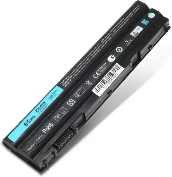 WISTAR E6420 T54FJ Laptop Battery Compatible with Dell Latitude E5420 E5530 E6430 E6520 E6530 15R (5520) 17R (5720) 17R (7720) Inspiron 15R (7520) P/N:8858X T54F3 M5Y0X P8TC7 P9TJ0 R48V3 6 Cell Laptop Battery