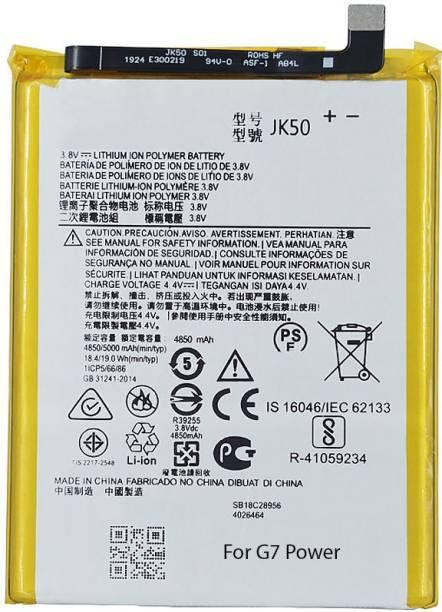OTD Mobile Battery For  Motorola Moto G7 Power JK50 XT1942-1 5000mAh