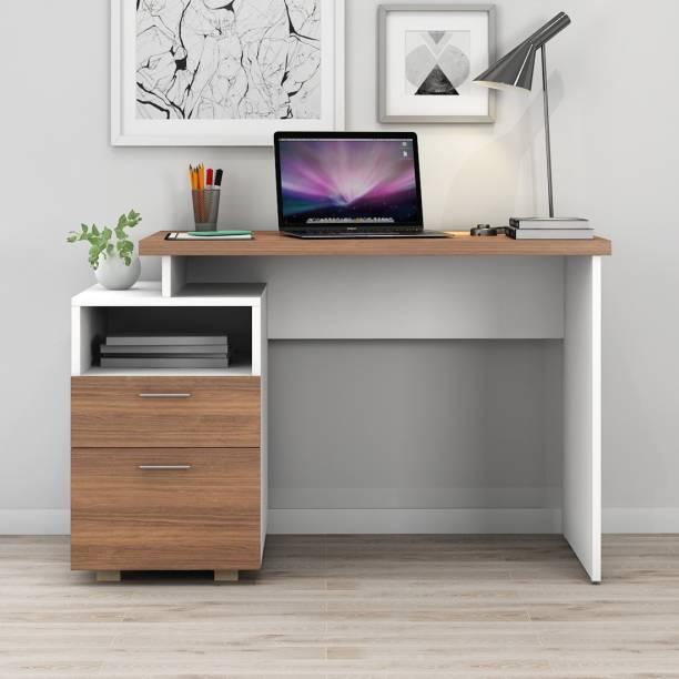 Durian Barkley Engineered Wood Office Table