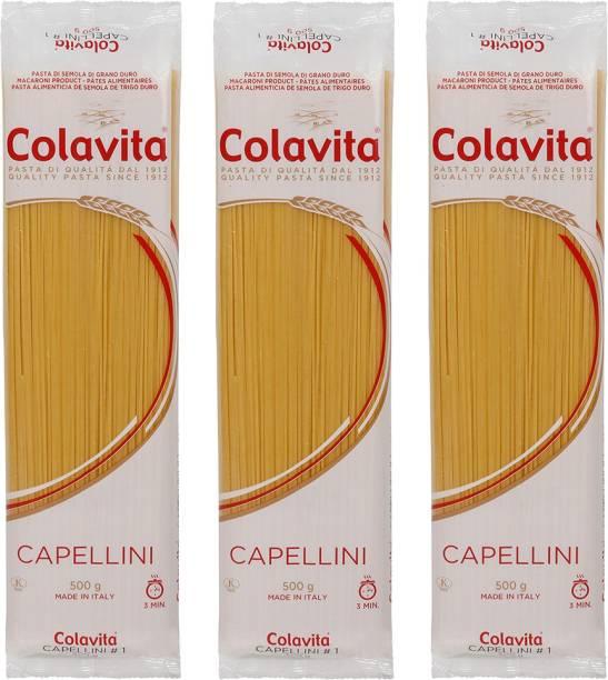 Colavita Capellini Shape italian Pasta Pasta