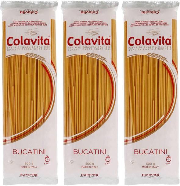 Colavita Bucatini shape italian Pasta Pasta