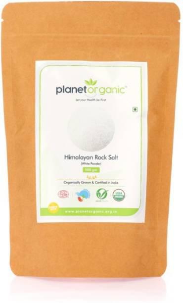 Planet Organic India Himalayan Rock Salt(Free Flow) Himalayan Rock Salt