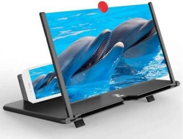 Teleform portable video expander magnifier