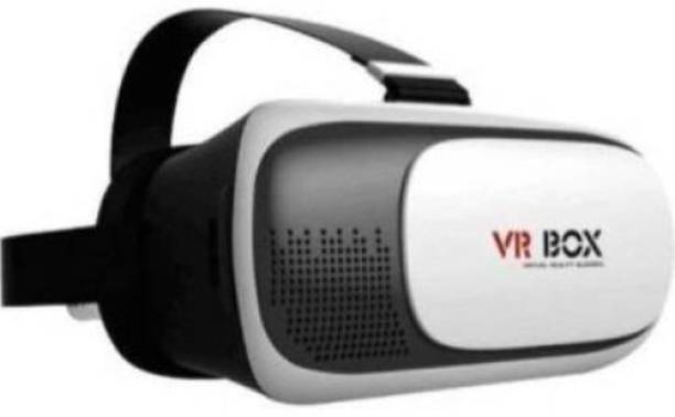 Clairbell BHD_573O_VR Box Smart phone compatiable VR Box || Virtual Reality Box|| Smart Glass|| Mini Home Theater || 3 D Glass || Virtual Reality Box||So Best and Quality Compatible with samsung,oppo,vivo,xiomi, motorola, sony and all smart phones