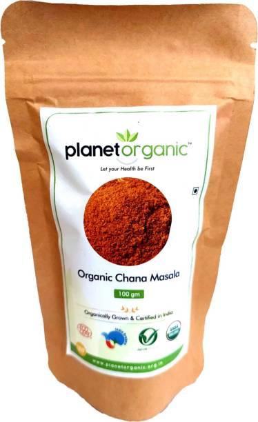 Planet Organic India Chana Masala