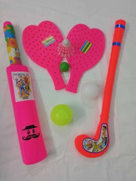 DURGA JI PLASTIC Cricket Kit