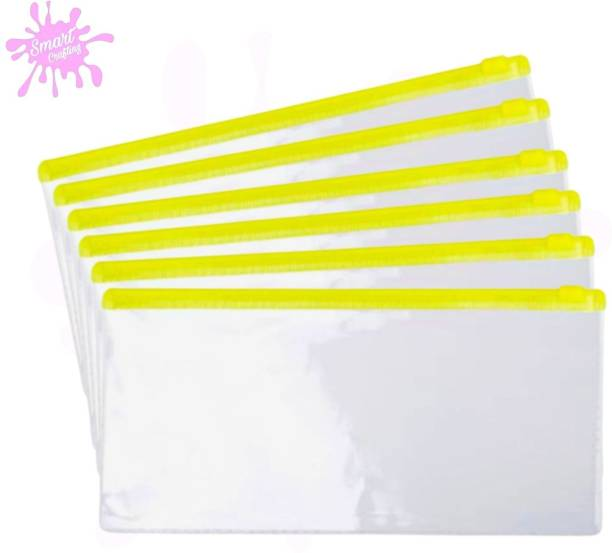 SmartCrafting Resealable Plastic Air Tight Pouch