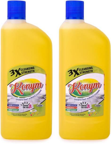 konym Disinfectant Floor Cleaner Citrus