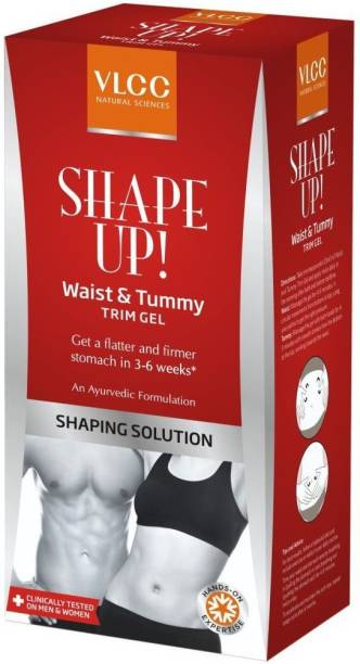 VLCC Shaping Solution Waist & Tummy Trim Gel