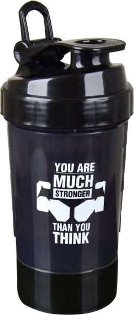 DALUCI Gym Shaker Bottles For Protein Shake Leakproof , Guarantee Protein Shaker/sipper 700 ml Shaker