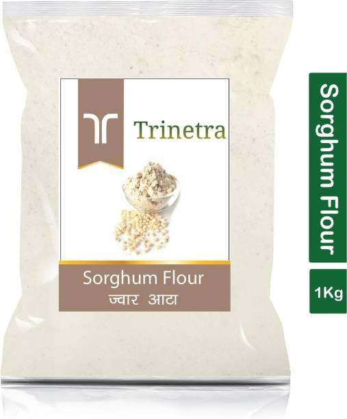 Trinetra Best Quality Sorghum Flour / Jowar Atta 1Kg