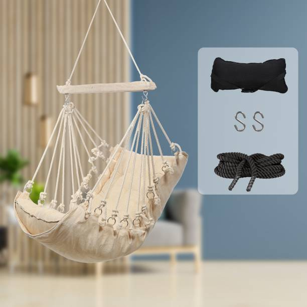 Faburaa Paradise Swing for Kids and Adults Cotton Small Swing