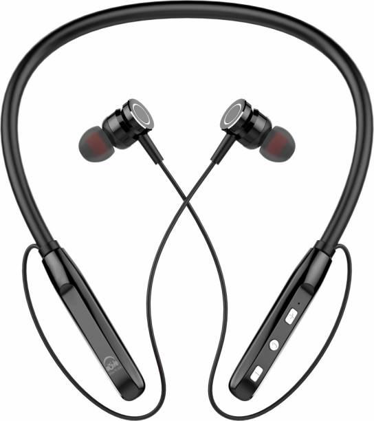 U&I Me Bluetooth Neckband Wireless Headset with Call Vibration Bluetooth Headset