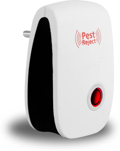 Wrightrack Ultrasonic Pest Repeller to Repel Rats, Cockroach, Mosquito, Home Pest and Rodent Repelling Aid for Mosquito, Cockroaches, Ants Spider Insect Pest Control Electric Pest Repeller